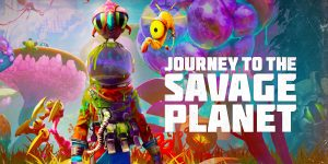 Journey to the Savage Planet (PS4, PSN)