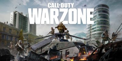 Call of Duty: Warzone – battle royale CoD-módra