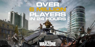 Call of Duty: Warzone – nagyot ment az ingyenes játék