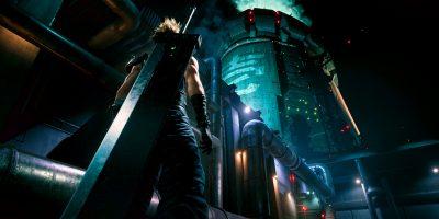 Final Fantasy VII Remake – reklámfilmek Japánból