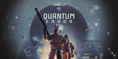 Quantum Error – kozmikus horror FPS PS5-re és PS4-re