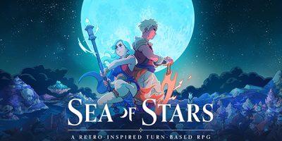 Sea of Stars – bűbájos körökre osztott RPG