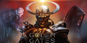 Golem Gates (PS4, PSN)