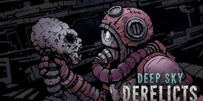 Deep Sky Derelicts – kedd délután stream a sci-fi, körökre osztott taktikázós RPG-ből