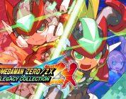 Mega Man Zero/ZX Legacy Collection (PS4, PSN)