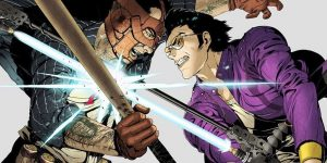 Travis Strikes Again: No More Heroes Complete Edition (PS4, PSN)