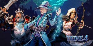 Trine 4: The Nightmare Prince (PS4, PSN)