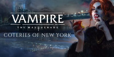 Vampire: The Masquerade – Coteries of New York – holnaptól kapható