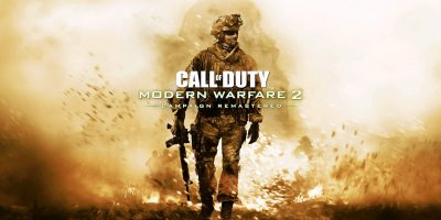 CoD: Modern Warfare 2 Campaign Remastered (PS4, PSN)