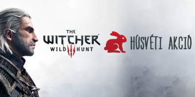 PlatinumShop – The Witcher 3 GOTY akció