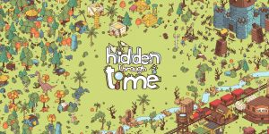 Hidden Through Time (PS4, PSN)