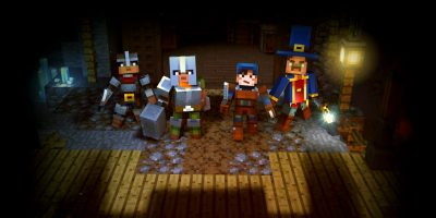 Minecraft Dungeons – megvan a megjelenés dátuma