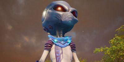 Destroy All Humans! – ismerkedj a játékot indító tanyával
