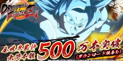 Dragon Ball FighterZ – átlépte az öt milliót
