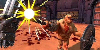 GORN – gladiátorszimulátor VR-ra