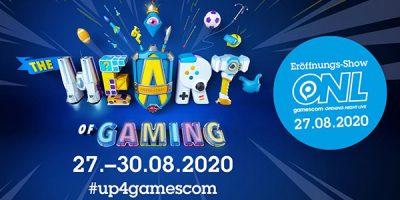 Gamescom 2020 – augusztus végén jelentkezik a digitális esemény
