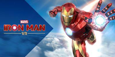 Marvel's Iron Man VR – július elején érkezik