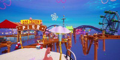 SpongeBob SquarePants: Battle for Bikini Bottom – Rehydrated – Gú Lagúna az új előzetesben