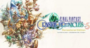 FINAL FANTASY® CRYSTAL CHRONICLES Remastered Edition – augusztus végén jön