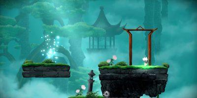 Evergate – 2D-s logikai-platformjáték