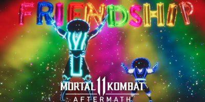 Mortal Kombat 11 – baráti kivégzésekkel jelentkezik az Aftermath