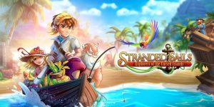 Stranded Sails: Explorers of the Cursed Islands (PS4, PSN)