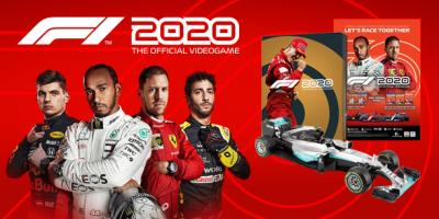 PlatinumShop – F1 2020 előrendelés