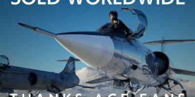 Ace Combat 7: Skies Unknown – túl a két millión