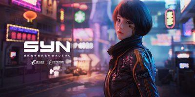SYN – nyílt világú cyberpunk lövölde tech demo Kínából