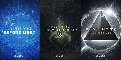 Destiny 2 – három új kiegészítő, PS5-ös verzió, pihenő tartalmak