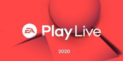 EA Play Live 2020 –  minden hír egy helyen