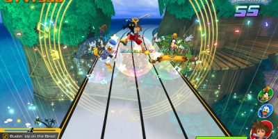 Kingdom Hearts: Melody of Memory – ritmusjáték már idén