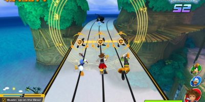 Kingdom Hearts: Melody of Memory – hivatalos leleplező előzetes, már angolul