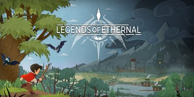 Legends of Ethernal – 2D-s kaland ősszel