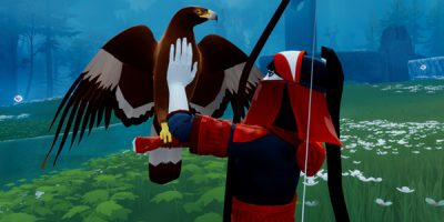 The Pathless – PS5-re is megjelenik a természetjáró akciójáték
