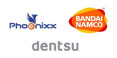 Bandai Namco – a Dentsuval és a Phoenixx-szel támogatja mad a független fejlesztőket