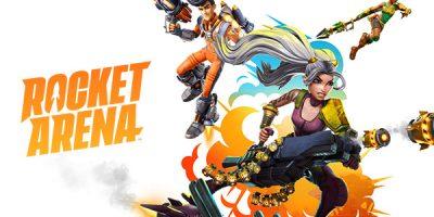 Rocket Arena – 3v3 rackétacsaták júliusban