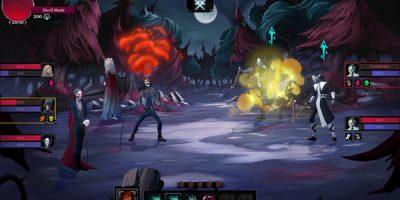 Rogue Lords – sötét fantasy roguelike, ahol az Ördög maga lehetsz