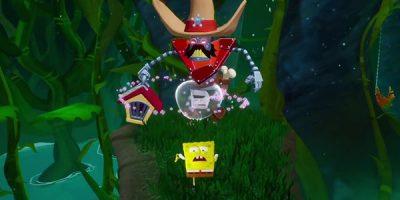 SpongeBob SquarePants: Battle for Bikini Bottom – Rehydrated  – üdvözöl a hínárerdő