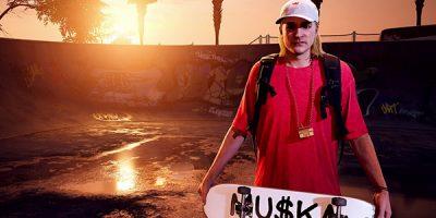 Tony Hawk's Pro Skater 1 + 2 – Chad Muska a reflektorfényben