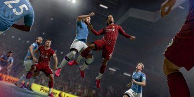 EA Sports – montázs a Madden NFL 21-ről és a FIFA 21-ről