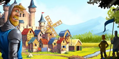 Townsmen – A Kingdom Rebuilt (PS4, PSN)