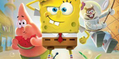 SpongeBob SquarePants Battle For Bikini Bottom – Rehydrated (PS4, PSN)
