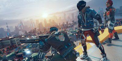 Hyper Scape – ingyenes belső nézetes battle royale a Ubisofttól