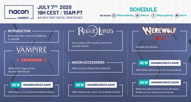 Nacon Connect – íme a részletek a ma esti konferenciáról