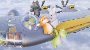 Party Animals – co-op bunyó cuki plüssökkel