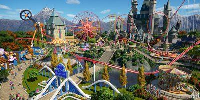 Planet Coaster: Console Edition – játékmenet előzetes a vidámparképítésről