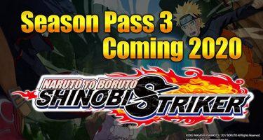 Naruto to Boruto: Shinobi Striker – bejelentve a harmadik szezonbérlet