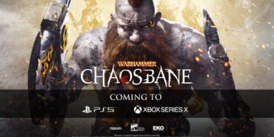 Warhammer: Chaosbane – PS5-re is jön