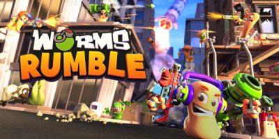 Worms Rumble – battle royale 32 játékossal